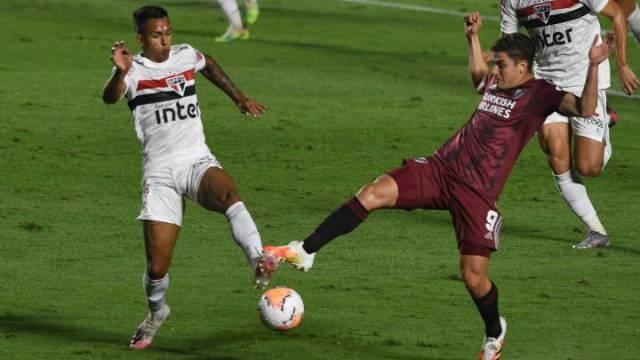 San Pablo 2-2 River: goles, resumen y resultado - AS Argentina