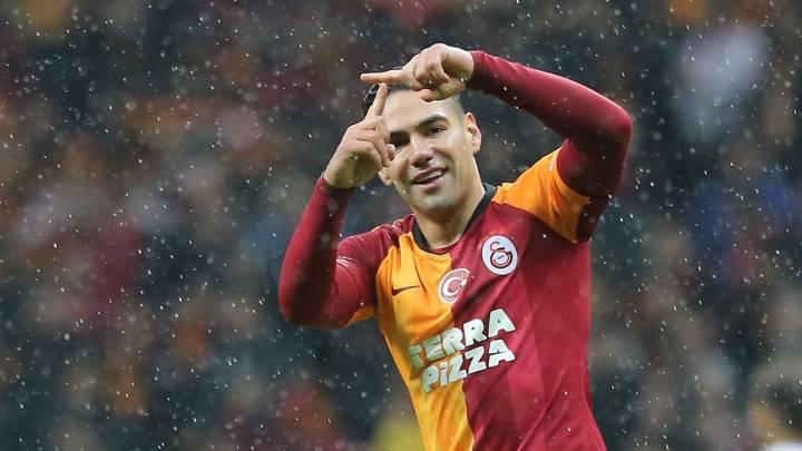 """Fútbol turco. Falcao: """"Quiero ser el líder para conseguir el título"""""""