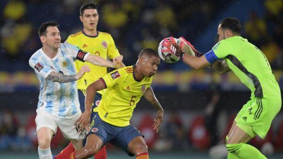 Colombia 2 - 2 Argentina: Resultado, resumen y goles