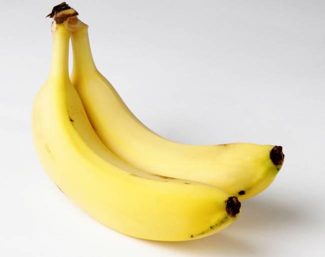 Los plátanos, una gran opción después de entrenar.