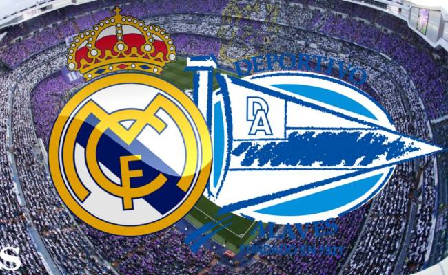 Real Madrid Vs Alavés How And Where To Watch Times Tv