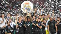 Real Madrid 2-1 Manchester United: 2017 UEFA Super Cup ...