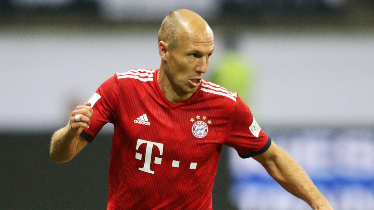 Image result for arjen robben bayern