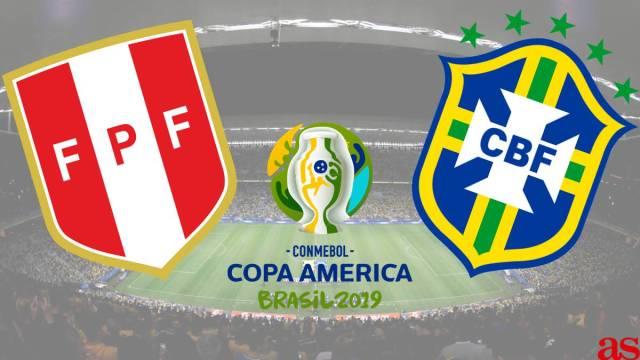 البرازيل وبيرو بث مباشر