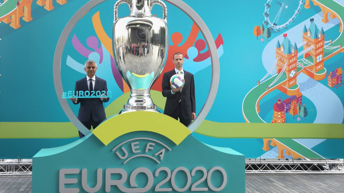 Euro 2020 draw: qualifying paths confirmed for final 16 nations - AS.com