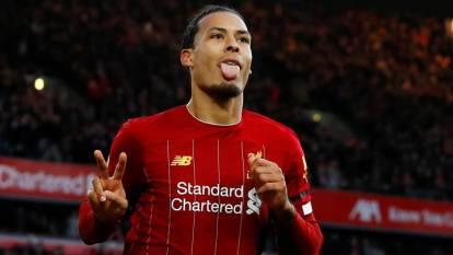 Van Dijk – Liverpool colossus, the connoisseurs' choice... - AS.com