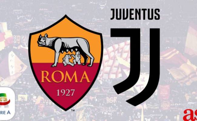 Roma Vs Juventus Serie A How And Where To Watch Times