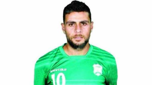 Lebanese footballer Mohamed Atwi killed by stray bullet to the head
