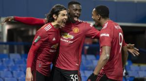 Manchester United: Solskjaer admits that Martials' self-confidence has been criticized