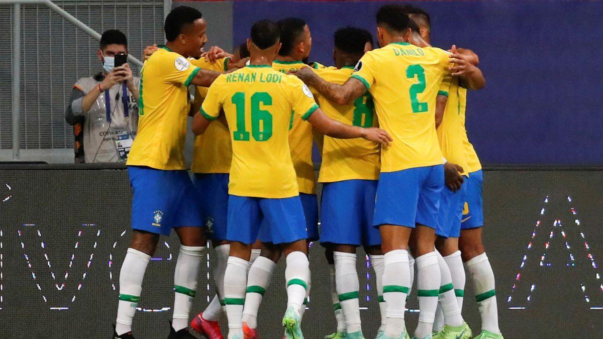 Brazil predicted lineup vs Chile