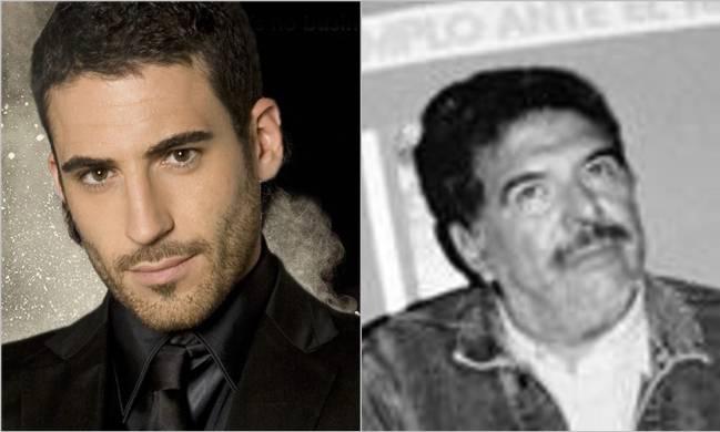 Miguel Ángel Silvestre y Jurado. Que no al revés, por si hay dudas