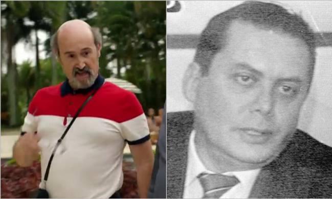 Pallomari estaría orgulloso de que le interpretara Javier Cámara, aunque lo saquen con alopecia