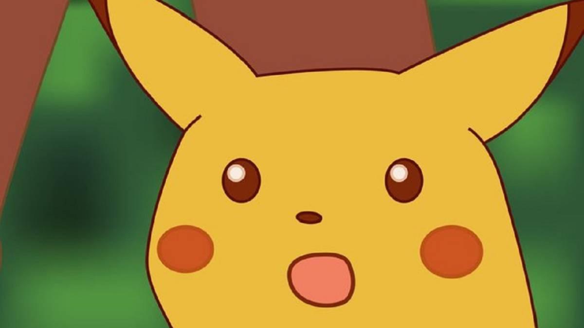 Resultado de imagen para meme de pikachu