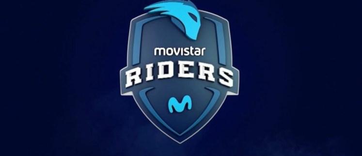 Resultado de imagen de movistar riders