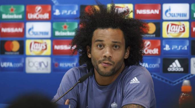 """Real Madrid's Marcelo: """"Zidane knows what he's doing"""""""