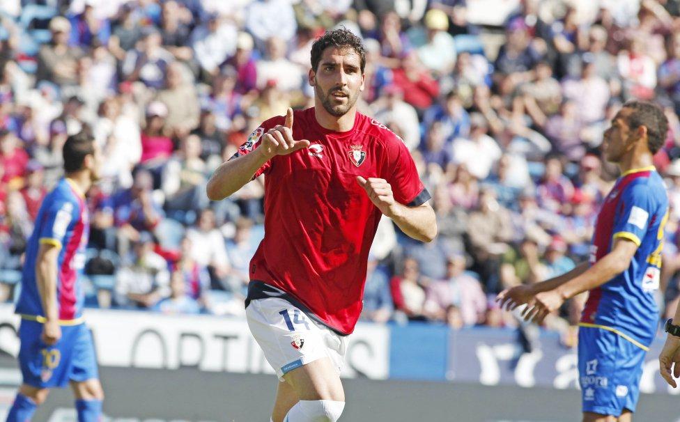 Los 10 mejores jugadores del Osasuna