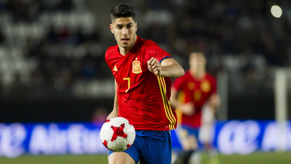 Image result for marco asensio spain