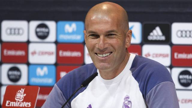 Zidane: Keylor is number one, when he doesn't play it's not because I doubt him