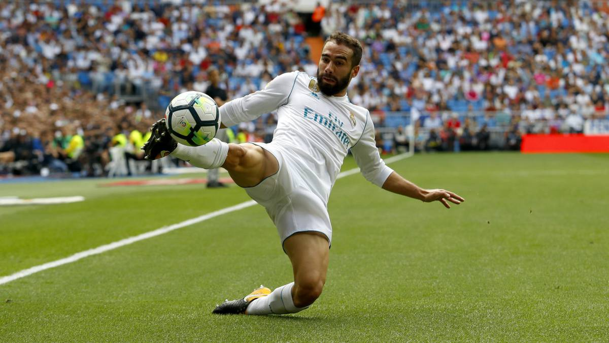 Image result for daniel carvajal 2018