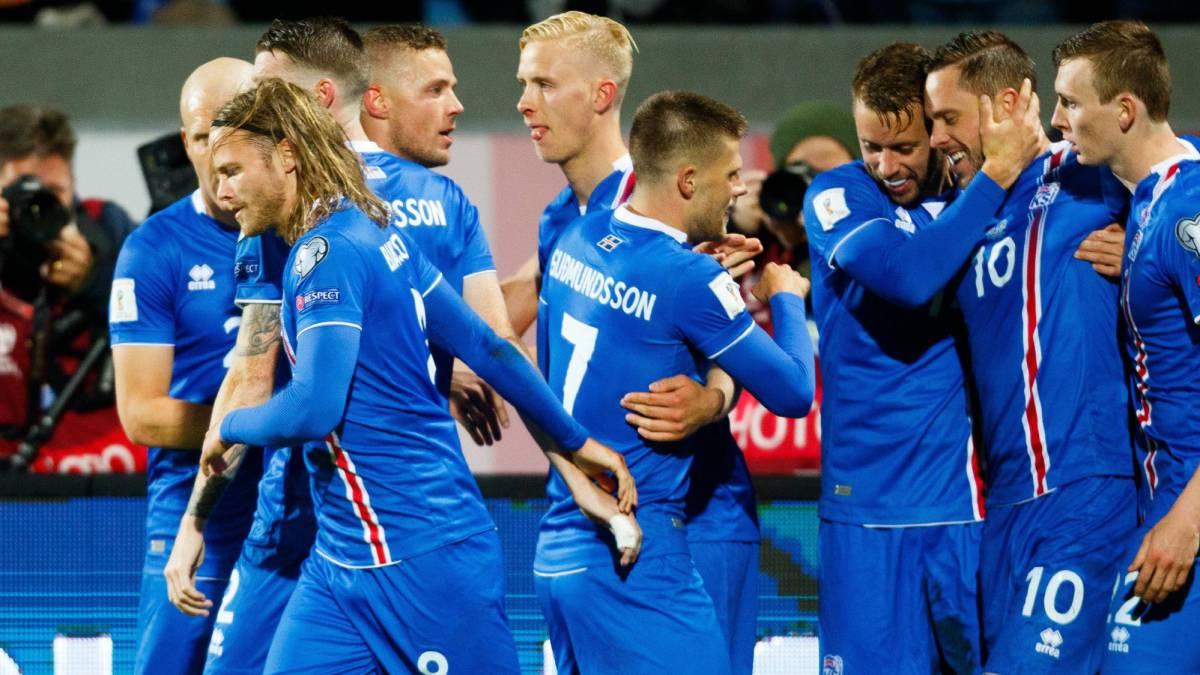 Resultado de imagen para islandia al mundial