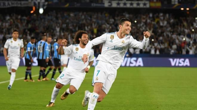Cristiano Ronaldo equal with Pelé
