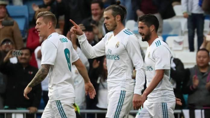 'Le Parisien': PSG set to make €210M bid for Isco, Bale & Kroos