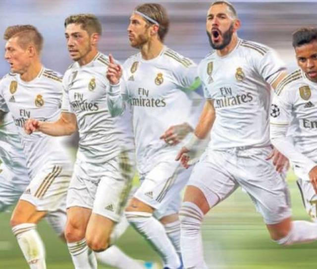 Real Madrid Players Rise To Zidanes Laliga Challenge As Com