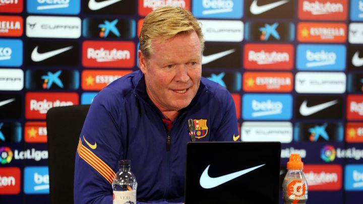 "Koeman: ""A partir de mañana, Messi no descansará más"""