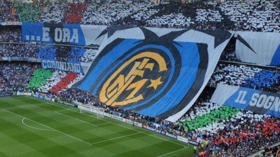 El logo del Inter de Milan.