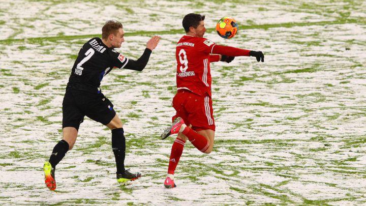 El Bayern juega en nieve y Tebas manda un mensaje ¿al Madrid?