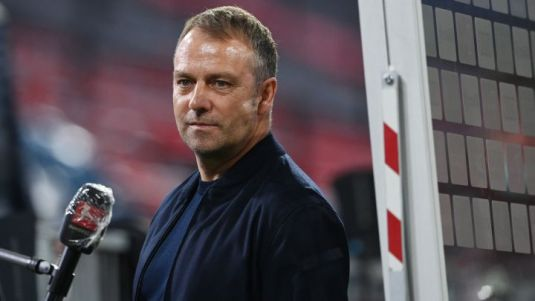 Hansi Flick agrees to take Germany coaching job