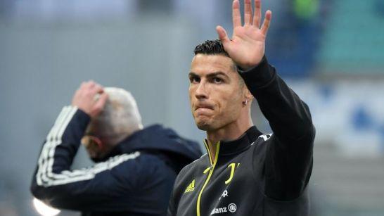 Cristiano Ronaldo returns to Juventus but future remains open