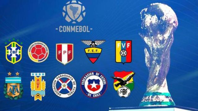 Eliminatorias Sudamericanas: partidos y horarios y TV de la fecha 7 - AS.com
