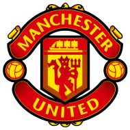 Badge/Flag M. United