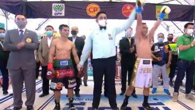 Crónica del Menayothin vs Pradabsi: WBC del peso mínimo.