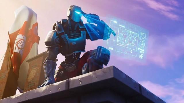 fortnite battle royale season 11 bots