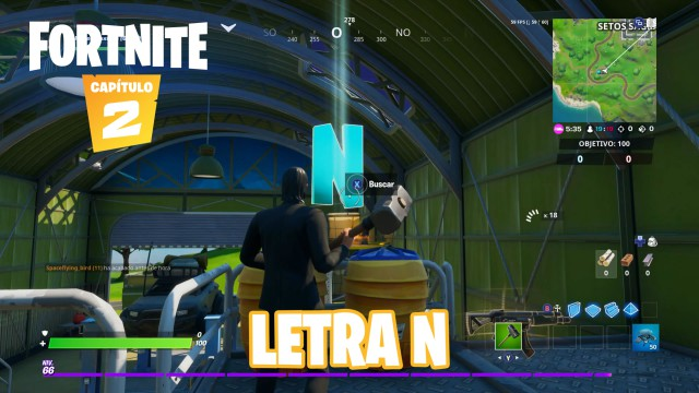 fortnite chapter 2 season 1 challenges the whole truth, search for the n hidden in the loading screen the whole truth