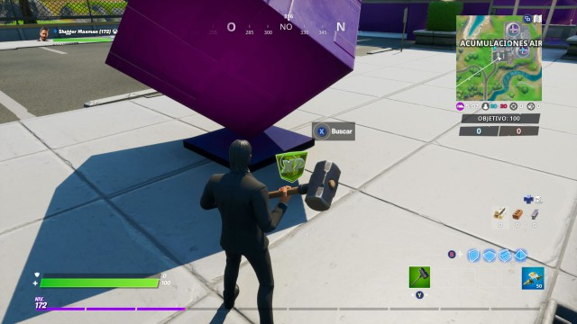 fortnite chapter 2 season 1 challenges chaos rising challenge is the ep hidden in the loading screen of chaos rising