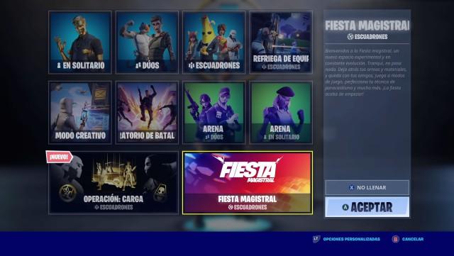 fortnite chapter 2 season 2 fiesta masterful new map new mode