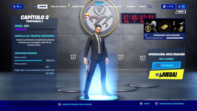 fortnite chapter 2 season 2 final event account behind timer