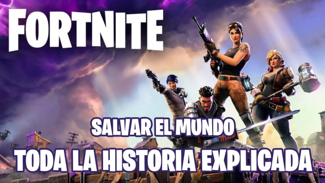 fortnite save the world story explained