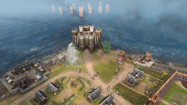 Age of Empires 4 avance impresiones ya lo hemos visto