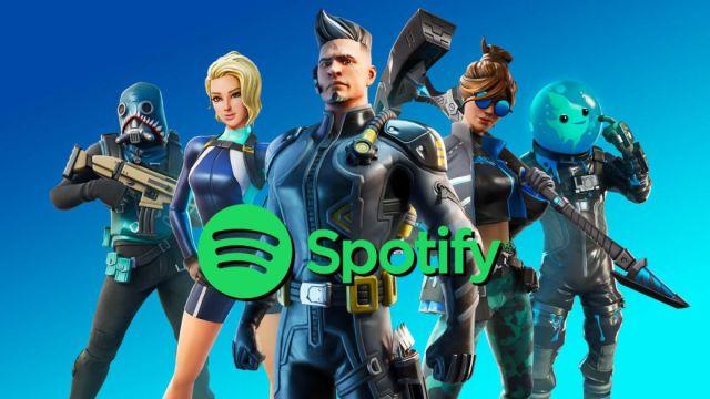 El Club de Fortnite ofrece 3 meses de Spotify Premium gratis en  Latinoamérica - MeriStation