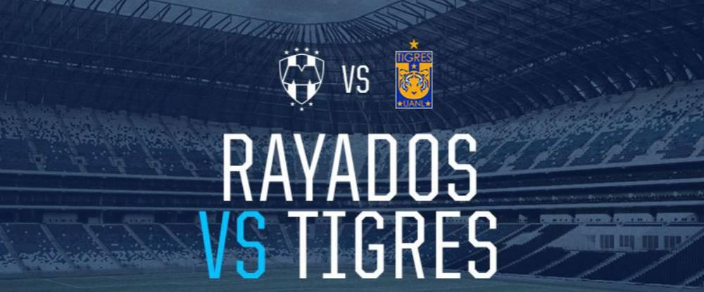Monterrey 1 2 Tigres Resumen Resultado Y Goles AS