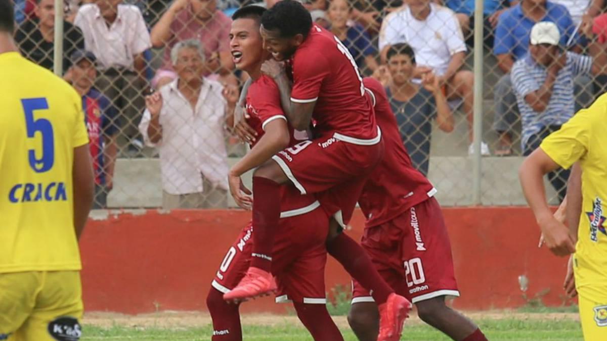 Universitario 1-1 Ayacucho: goles, resumen y resultado - AS Perú