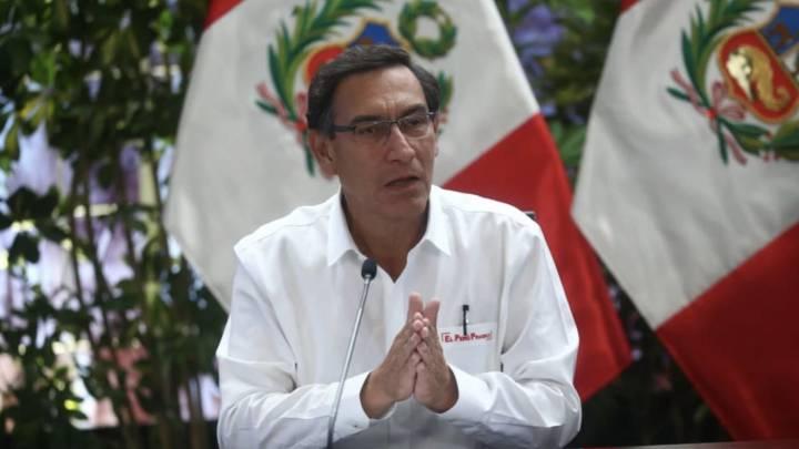 Vizcarra anuncia nuevas medidas para controlar el coronavirus en ...