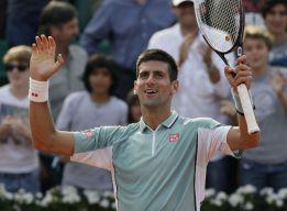 Djokovic, intratable ante Haas