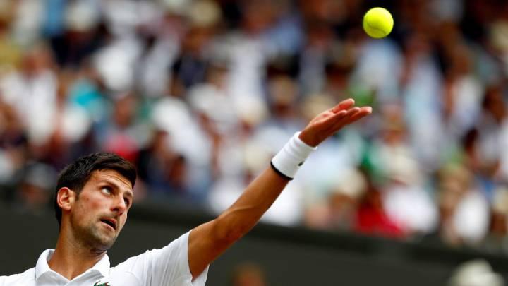 Djokovic mete el turbo y espera a los demás en semifinales