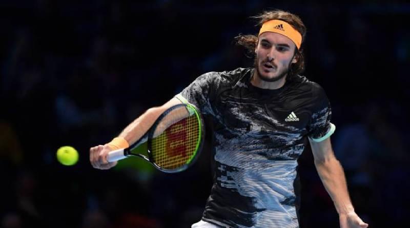 ATP FINALS 2019.  El griego Stefanos Tsitsipas , a sus 21 años, conquista el título