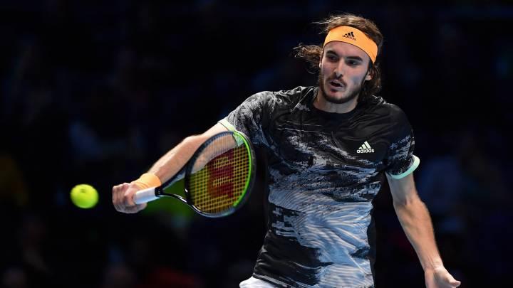 Tsitsipas - Thiem: horario, TV y dónde ver hoy las ATP Finals